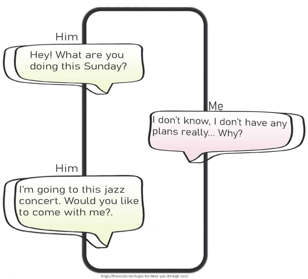 Jazz-Concert-Texts-How-to-Tell-He-Likes-You-Through-Text
