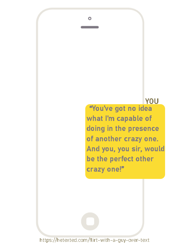 His Imagination Conversation Example